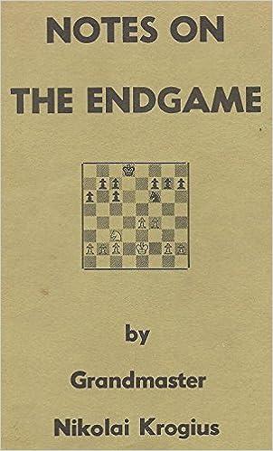 Notes on the Endgame, Krogius, Nikolai