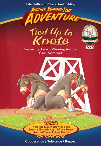 Tied Up In Knots Adventure DVD by Carl Sommer