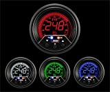 Prosport 60mm Premium Evo Electrical Oil Temperature Gauge (238EVOOT-PK.F)