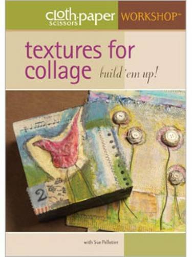 Textures for Collage: Build 'em Up!