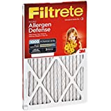 3M 9842DC-6 Filtrete 1000 Micro Allergen Defense Filter, 12 x 30 x 1