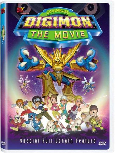 Racing Digimon - Digimon: The Movie