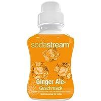 SODASTREAM SPEZIALITÄTEN Ginger Ale Geschmack, 375ml