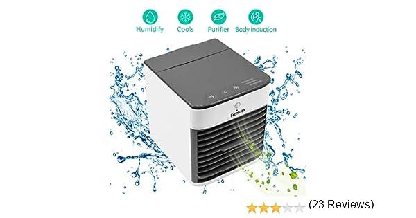 Mini Climatizador Portatil,Air Portatil Cooler4 en1,Climatizador ...
