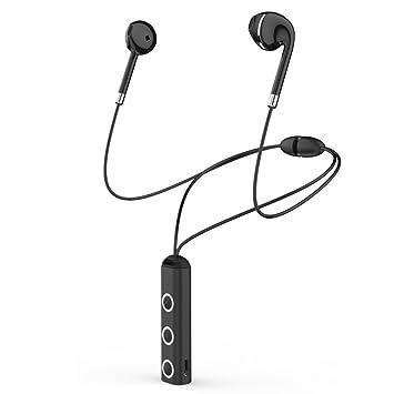 Auriculares del deporte de Bluetooth Auriculares inalámbricos del collar de los auriculares del Neckband para el