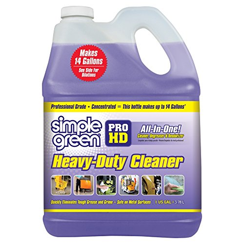(Simple Green Pro HD Heavy Duty Cleaner Concentrate 1 Gallon Bottle)