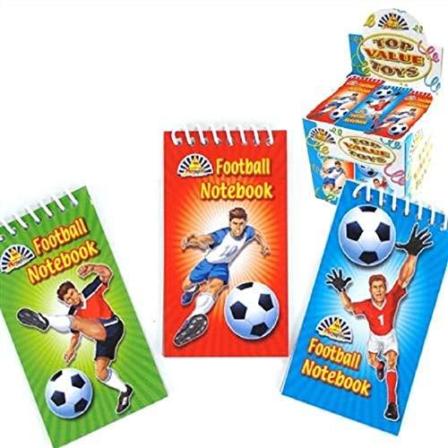 Home Fusion The Company Mini Fútbol Libretas - Ideal para ...