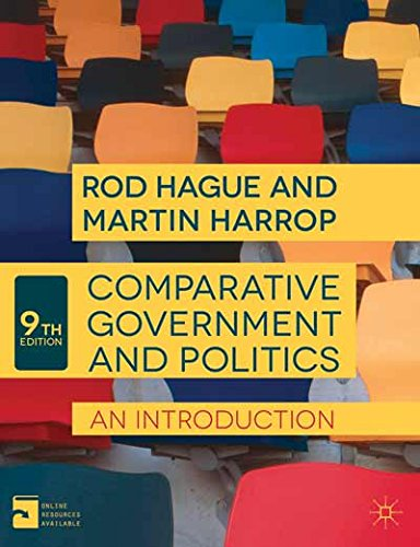 Comparative Government and Politics: An Introduction