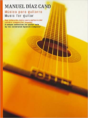 Musica Para Guitarra / Music for Guitar: Amazon.es: Manuel Diaz ...