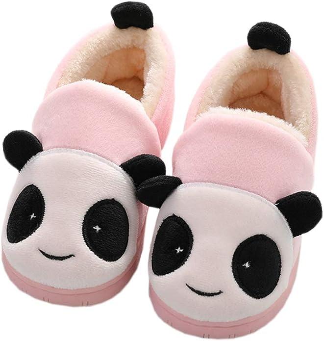 34 opinioni per Pantofole Ragazze Inverno Pantofole Ragazzi Warm Scarpe di Cotone Slipper