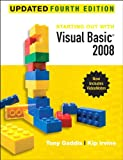 Starting Out With Visual Basic 2008 Update, 4/e
