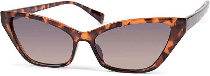 styleBREAKER gafas de sol estrechas de mujer en un estilo de ...