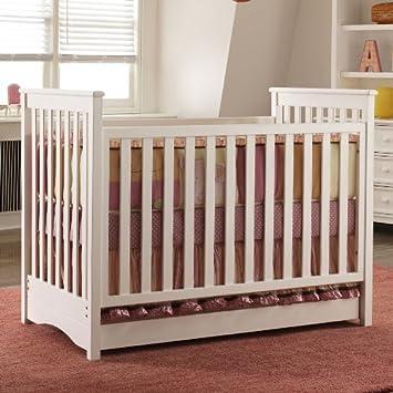 Exceptional Bonavita Peyton Classic Crib, Classic White