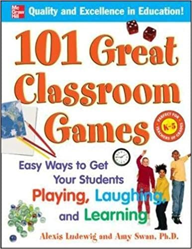 Amazon 101 great classroom games easy ways to get your 101 great classroom games easy ways to get your students playing laughing and learning 101 language series 1st edition fandeluxe Image collections