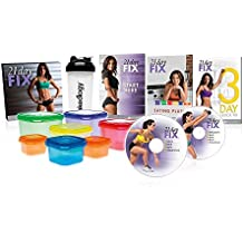 21 Day Fix Workout Program with 7 piece Portion control containers