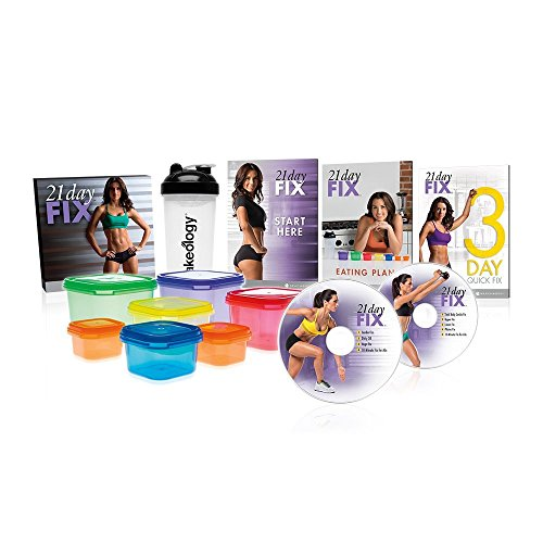 OFFICIAL Beachbody 21 Day Fix Base Kit