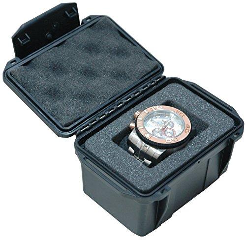 Case Club Waterproof Watch Travel Case