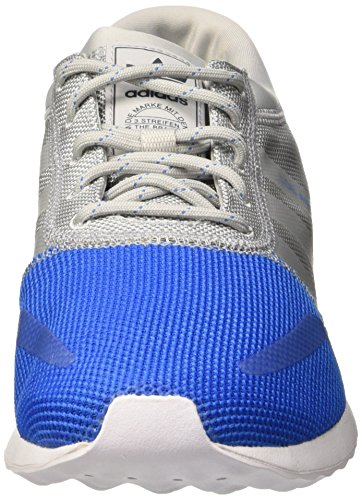 De Chaussures Angeles Los Mixte Courses Gris Adidas Adulte RqtZw6x