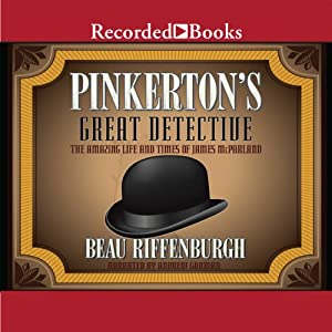 Pinkerton's Great Detective Audiobook