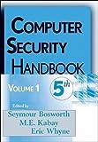 Computer Security Handbook, Vol. 1