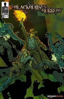 Blackburn Burrow Issue #2 by [Marz, Ron]