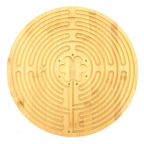 Finger Labyrinth for Meditation and Prayer - Chartres Sty...