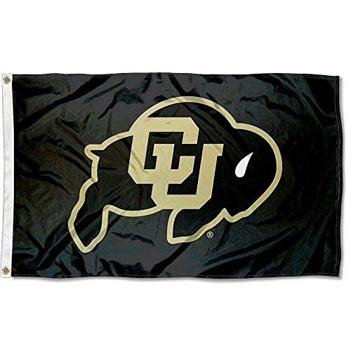Colorado Buffaloes CU University Large College Flag