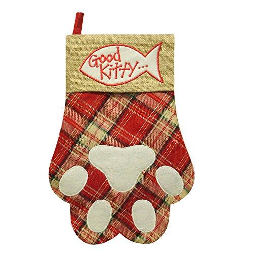 Paw Christmas Stocking - 9