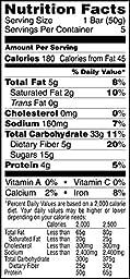 Kellogg\'s Nutri Grain Fruit and Oat Harvest Bars (Strawberry, 8.8 oz)