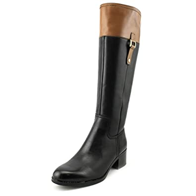 Amazon.com | Franco Sarto Women's Lizbeth Riding Boot | Knee-High