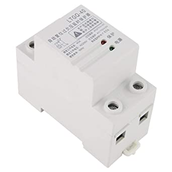 2P40A 230V Automatic Reconnect Over Voltage and Under