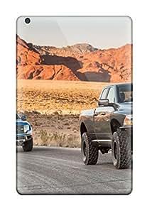 Fashion Protective Dodge Ram 3 Case Cover For Ipad Mini/mini 2