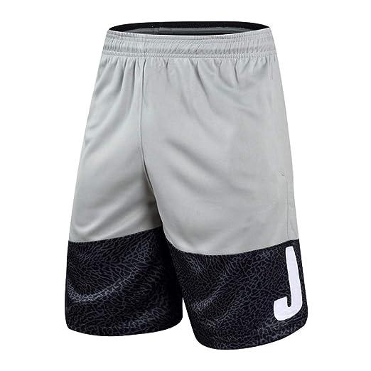WYX Pantalones Cortos para Hombres, Pantalones Cortos De ...