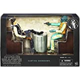 SDCC 2014 Star Wars Black Series 6-Inch Cantina Showdown Han Solo vs. Greedo Comic-Con Exclusive