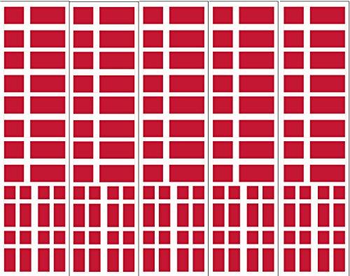 40 Tattoos: Danish Flag, Denmark Party Favors