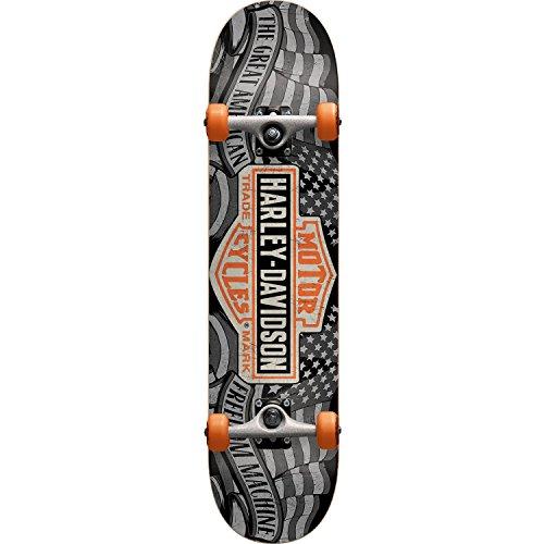 Darkstar Harley Davidson Freedom Complete Skateboard -7.25 by Darkstar