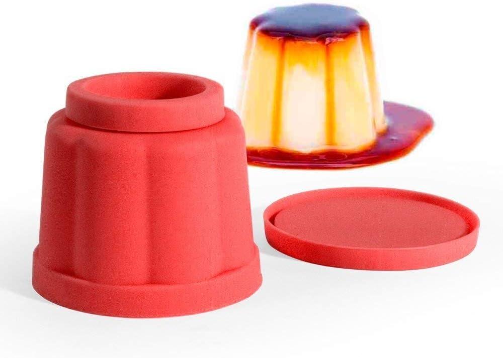 YOKO DESIGN 1139 - Set 4 flaneras Silicona: Amazon.es: Hogar