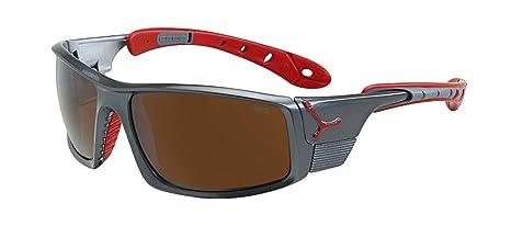 Cébé Ice 8000 Occhiali da sole L Grigio/Rosso tmaC3IeEd9
