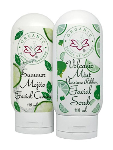 Organic Summer Moisturizer Volcanic Variety product image