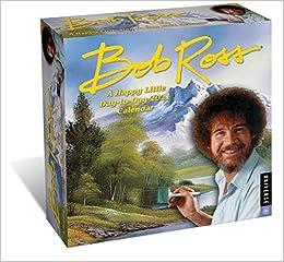 Bob Ross Calendar 2021 Pictures