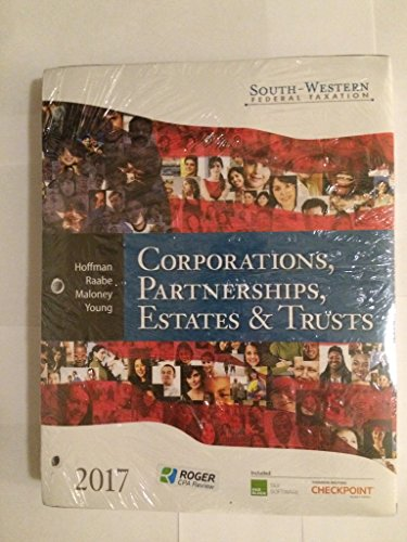 South Western Federal Taxation 2017 (Loose Pgs) (W/Cengagenow Access)
