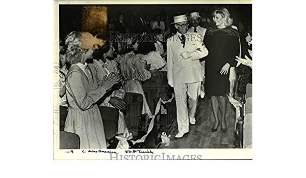Amazon.com: Vintage Photos 1985 Press Photo Royal Rosarian Jack ...