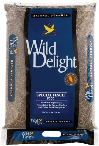 Wild Delight Special Finch Food, 20lb – The Super Cheap