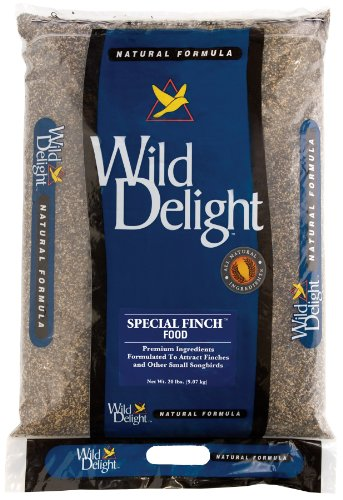 (Wild Delight Special Finch Food,)