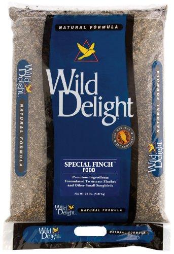 (Wild Delight Special Finch Food, 20lb)