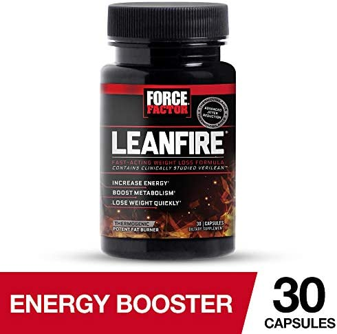 Force Factor Thermogenic Supplement Oxidation