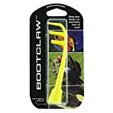 Bootclaw - The Pocket Mud Scraper That Can Also Tighten Studs! Ideal Football/Soccer/Rugby Cleats, Golf Shoes, Baseball Spikes Hiking Boots