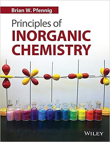 Amazon com: Principles of Inorganic Chemistry (9781118859100