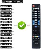 Mando a distancia de repuesto para televisor LG inteligente LCD LED: Amazon.es: Electrónica