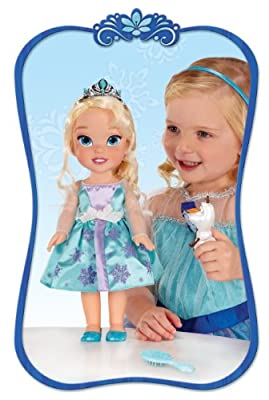 Disney Frozen Elsa Toddler Doll- Pre-Movie Release